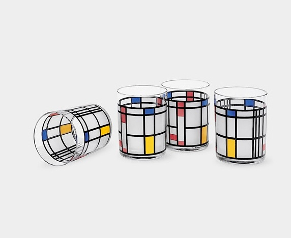 Mondrian Tumblers