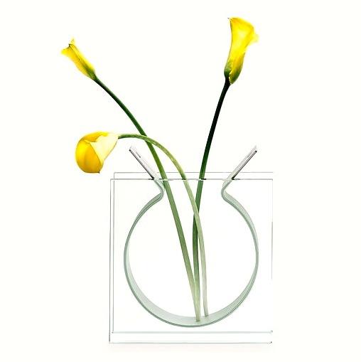 Ribbon Vase (square)