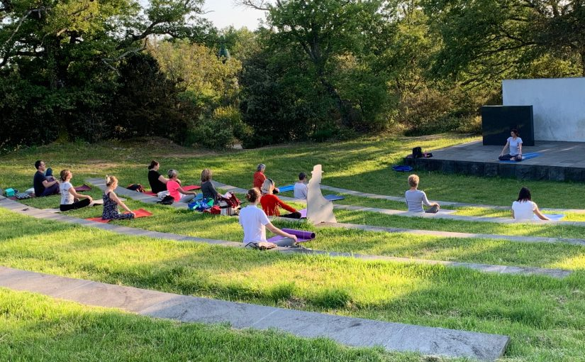 Yoga, arte e musica