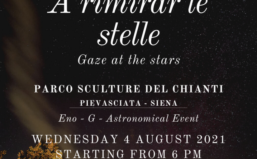 A rimirar le stelle – Sternebeobachtung