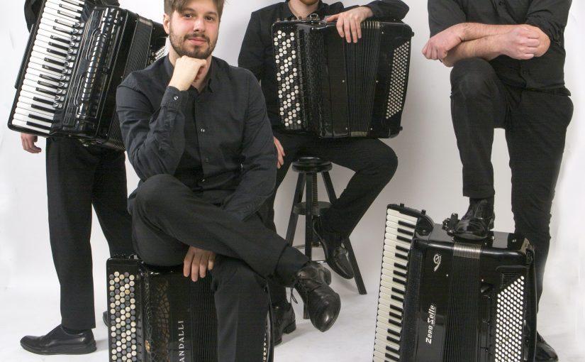 Quartetto Aires – Redivivo 2021: l'arte di quattro fisarmoniche