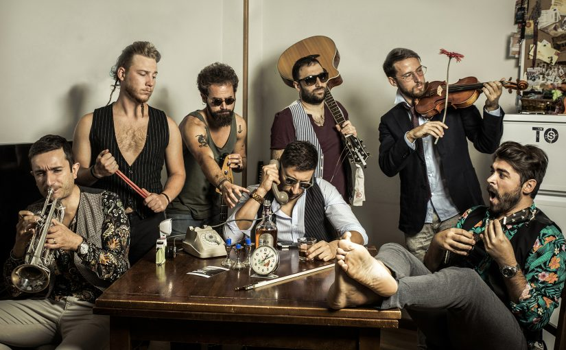 The Occasionals- Folk Rock Band